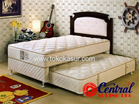 Kasur Central Sporty bed central central springbed harga central central deluxe central sport