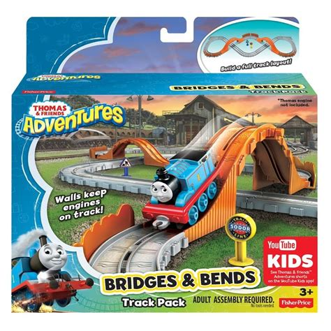 Friends Adventure Series Straights Track Pack bridges and bends track pack adventures wikia fandom powered by wikia