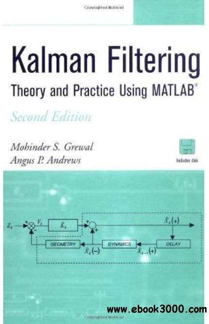 adaptive filtering fundamentals of least squares with matlabâ kalman filtering theory and practice with matlab 4th