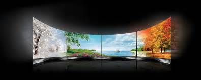 Lg s curved oled and 4k ultra hdtv range to hit stores