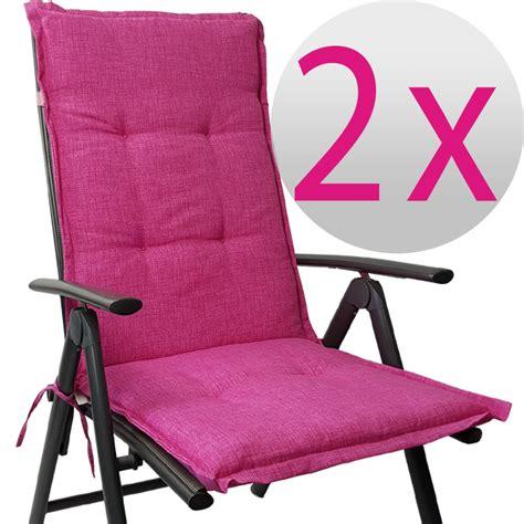 back chair pad 2 x high back pad outdoor chair cushion chair cushion back