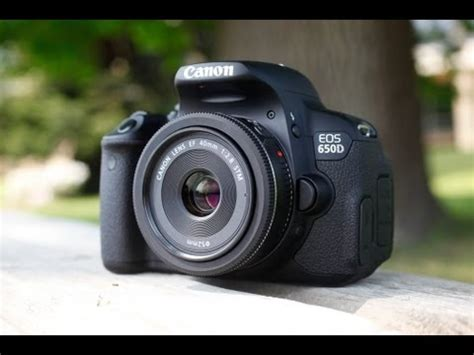 Kamera Canon Rebel T4i canon eos 650d rebel t4i review preview
