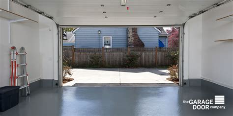 How To Climate A Garage by Garage Flooring Choices And Options The Garage Door Company