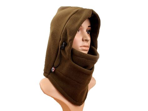 Hoodie Pedal With Purpose Redmerch cs mask neck warmer snood balaclava fleece scarf