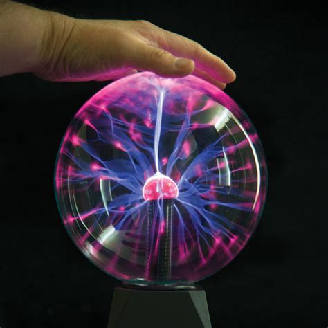 Mood Lighting Bedroom plasma ball 6 inch iwoot