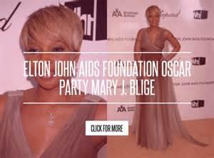 Elton Aids Foundation Oscar J Blige by Elton Aids Foundation Oscar J Blige Fashion