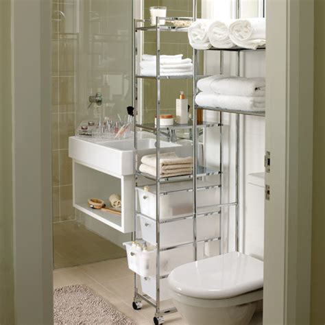 Ideas For Storage In Small Bathrooms | interior design gallery small bathroom storage