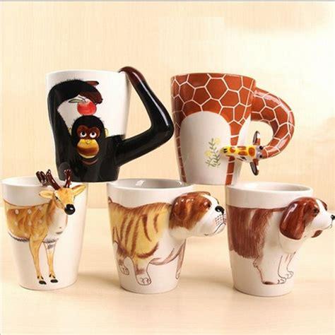 animal shaped mugs online buy wholesale animal shaped mugs from china animal