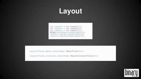 backbone layout manager rerender binary studio academy pro js course lecture 4 backbone