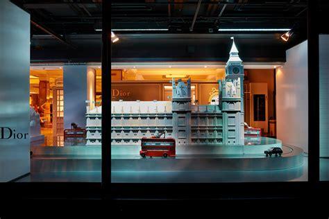 dior exhibition window display 2013 at harrods best