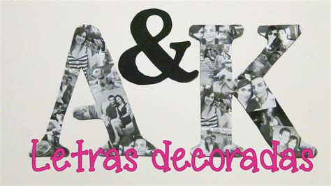 imagenes con letras ironicas letras decorativas con fotos youtube