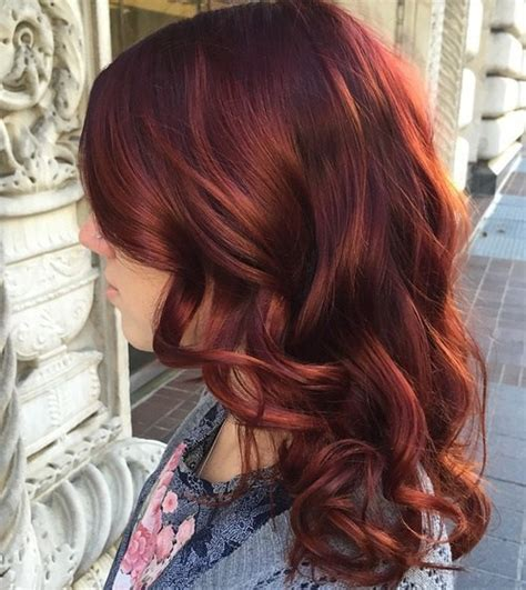 colors and highlights and lowlights for auburn hair 60 auburn hair colors to emphasize your individuality