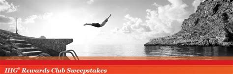 Ihg Sweepstakes - ihg rewards club lucky draw promotion sweepstakes us canada uk greater