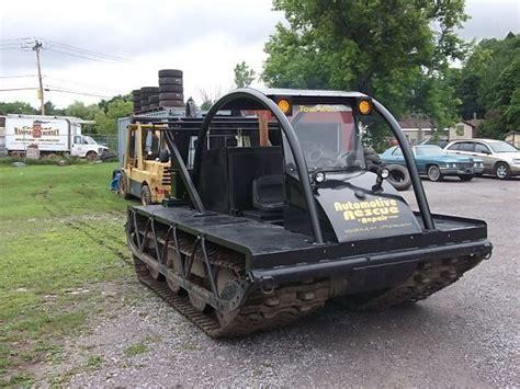 alaska motor vehicles bombardier muskeg snowcat sno cat sno cat track machine