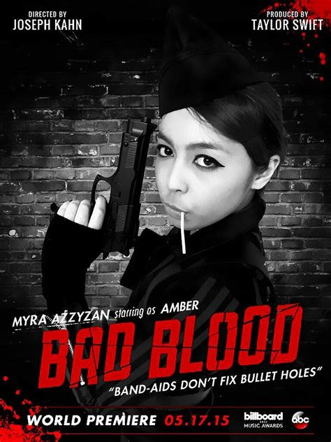 membuat poster bad blood sucker punch bad blood poster style cosplay amino