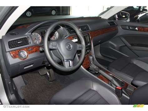 volkswagen passat 2013 interior titan black interior 2013 volkswagen passat 2 5l sel photo