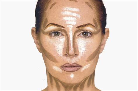 Contouring Make Up Classic Kevyn Aucoin Makeup Lesson 1 Contouring Beautylish