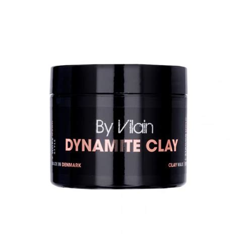 Pomade By Vilain Dynamite Clay wax vuốt t 243 c by vilain dynamite clay ch 237 nh h 227 ng fremen store