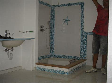 docce mosaico docce in mosaico amazing doccia in muratura mosaico