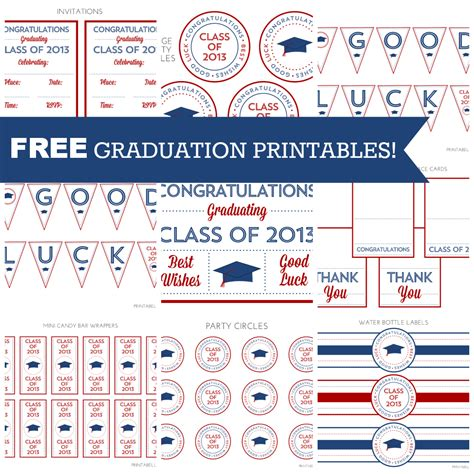 printable graduation labels free graduation party printables from printabelle catch