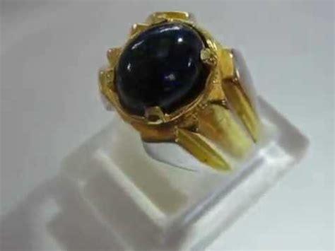Cincin Batu Hexagon Hexagon Ring Black cincin pria antik classic black opal kalimaya ring 8us