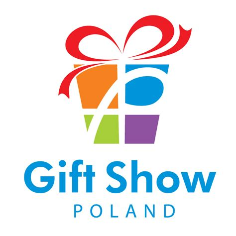 logo giftware gift show poland targi branży upominkowej logo