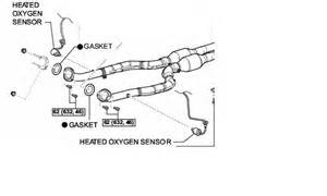 Toyota Tundra Exhaust System Diagram Schematic Parts For 2008 Toyota Tundra Get Free Image