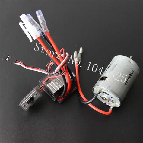 Esc Diy 10a Brushed Esc Electric Speed Controller 3 hi speed 03011 rs540 26 turn brushed electric engine motor
