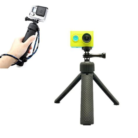 Monopod Yi held folding tripod monopod for xiaomi yi