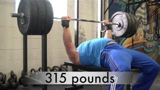 strongest bench press in the world how much you bench bro dan kovacs kills triceps