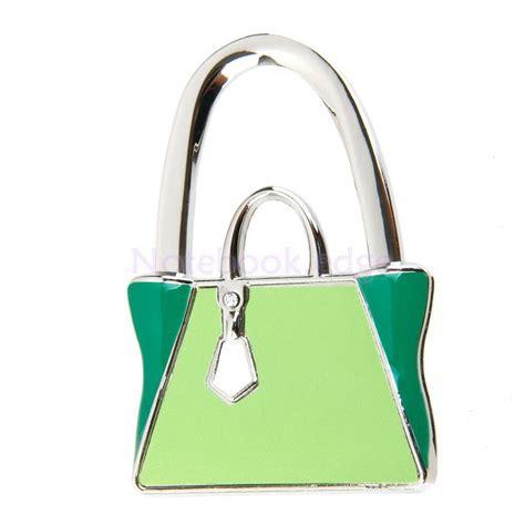 Purse Table Hanger by Metal Bag Shape Hook Foldable Purse Hanger Handbag Table