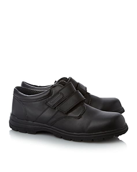 asda school shoes scuff resistant school shoes boys george at asda
