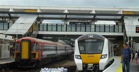 thameslink trains today trains today the future is here thameslink launches the