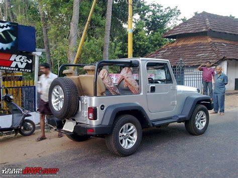 Rubicon Jeep India Price Rubicon Replica Made In India Page 4 Team Bhp