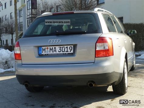 2002 audi s4 avant specifications carbon dioxide emissions fuel economy performance photos 99550 2002 audi a4 1 8 t avant s4 xenon sunroof heated seats