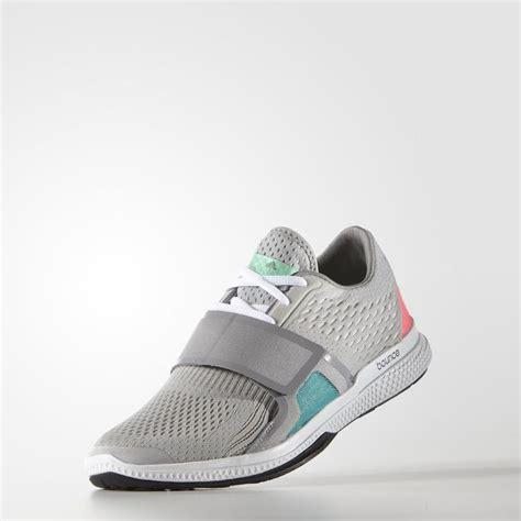 Sepatu Adidas Estilo harder with the cushioning and stability of these adidas by stella mccartney atani bounce