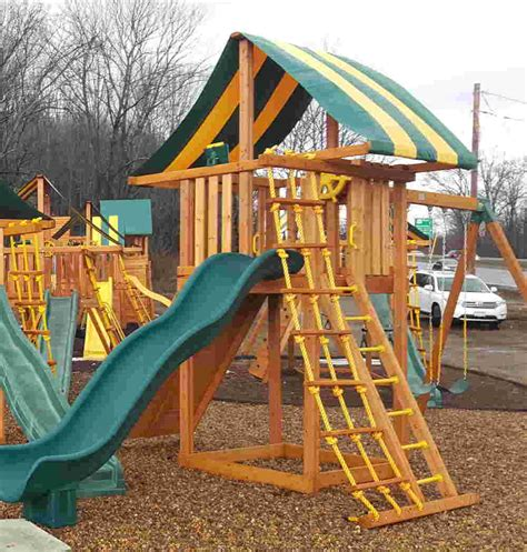 New Dealer For Eastern Jungle Gym Cedar Swing Sets