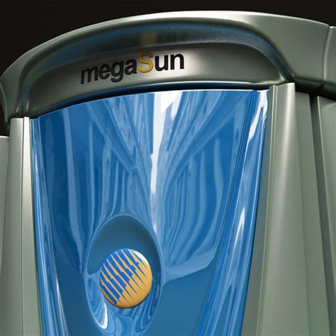 standing tanning bed 3d stand tanning bed megasun model