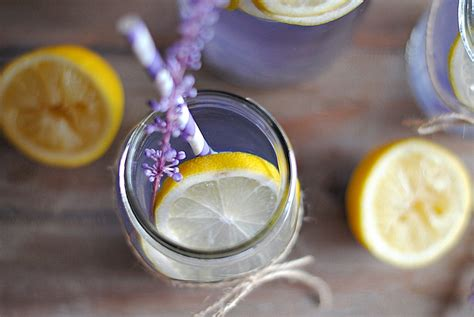 Purple Ringer Detox Drinks by Lavender Lemonade Eat Yourself