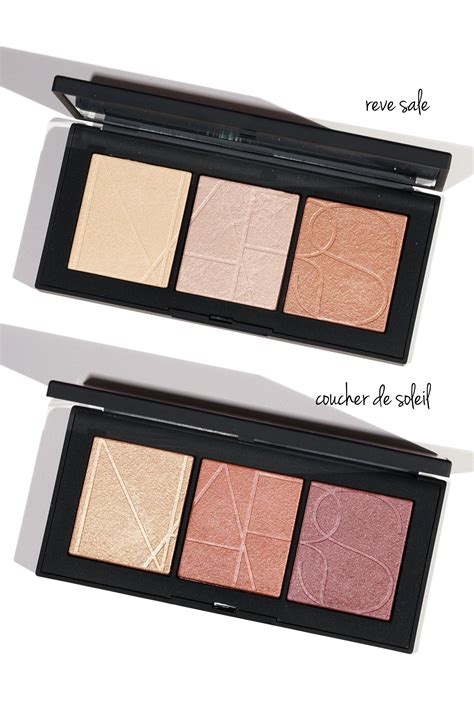 nars cosmetics sale nars easy glowing cheek palette reve sale and coucher de