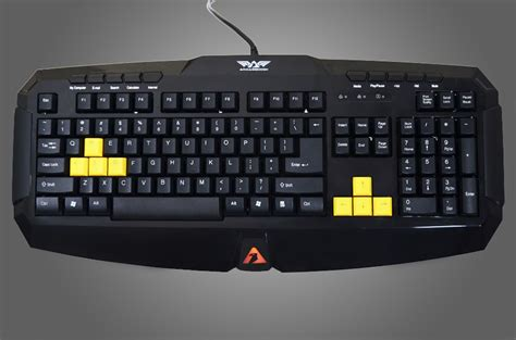 Keyboard Gaming Armageddon harga keyboard komputer power logic