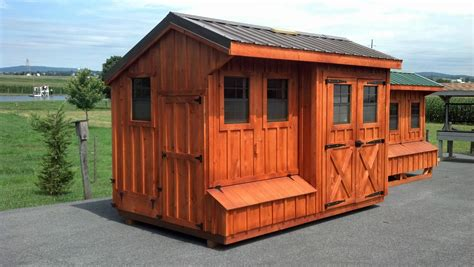 Coop Sheds by Store Large Chicken Coops