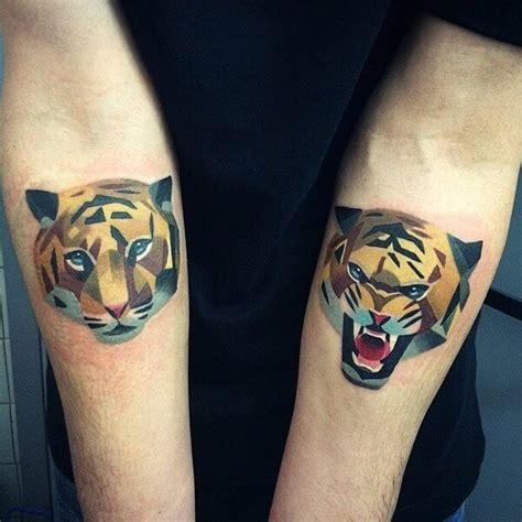 tattoo geometrico los reyes del tatuaje geom 233 trico tatuajes logia barcelona