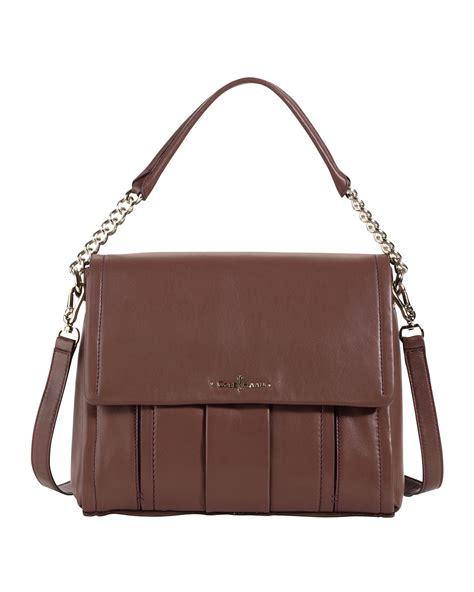 Jena Bag cole haan ainsley shoulder bag brown in brown lyst