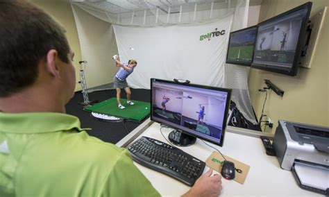 golftec swing evaluation golftec s equation to shaping better swings continues to