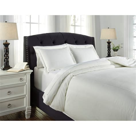 couch duvet covers ashley signature design bedding sets q259003q queen