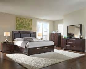 Contemporary Bedroom Furniture Najarian Furniture Contemporary Bedroom Set Studio Na Stbset