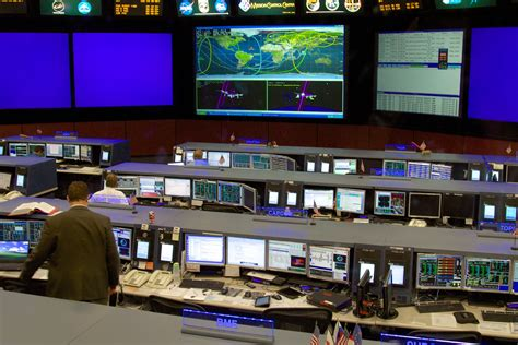 nasa room how nasa steers the international space station around space junk ars technica