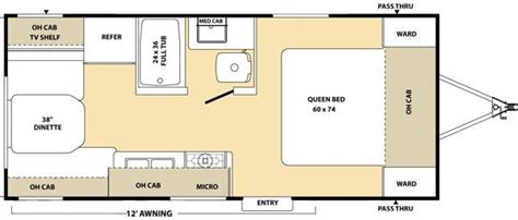 catalina rv floor plans 2010 coachmen catalina 20rd travel trailer tucson az