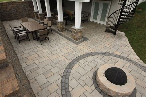Types Of Pavers For Patio Types Of Patios